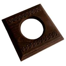 BF4-610-183 Bironi Рамка одноместная квадрат, Бук винтаж