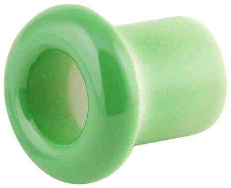 Втулка (проход) керамическая зеленый 130-З Lindas