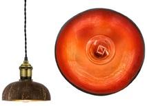Плафон-кокос Bali Sun-Lumen 081-054а (Оранжевый)