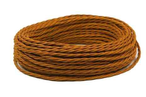 Провод витой Interior Wire 2х2.5 (медь) арт.00313927