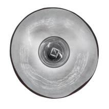 Плафон-кокос Bali Sun-Lumen 081-047а (Серебро)