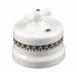 B1-203-01 D5/1 Bironi Перекрестный выключатель, декор0