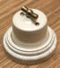 Выключатель 1-кл (проходной) OP11GD 2-х позиционный для наружного монтажа, бежевый2