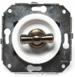 CL21WT Выключатель 4-х позиционный для внутреннего монтажа оконечный (Двухклавишный), белый2