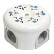 Lindas Распределительная коробка  d 90mm декор №2 33518