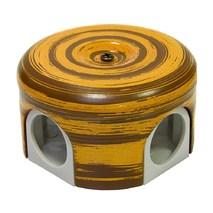 Lindas Распределительная коробка  d 78mm декор Бамбук 33025
