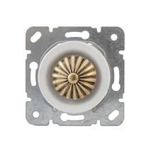 CLDMWT Выключатель с регулятором яркости для внутреннего монтажа (диммер), белый