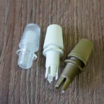 Пластиковый зажим провода, прозрачный, 090-025 Sun Lumen