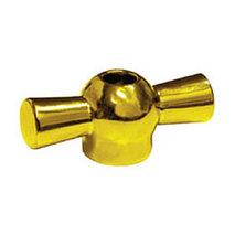 Ручка поворотного выключателя (золото) 888416-1