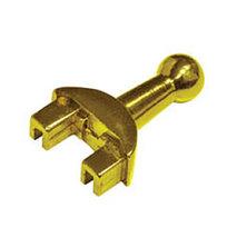 Тумблер рычажкового выключателя (золото) 888516-1