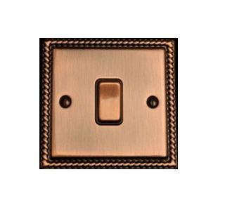 Выключатель 1-кл (проходной) TJ Electric СМЕ2511-2-АС