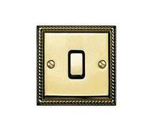 Выключатель 1-кл (проходной) TJ Electric СМЕ2511-2-РВ