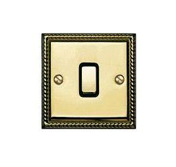 Выключатель 1-кл (проходной) возвратный TJ Electric СМЕ2561-2-РВ
