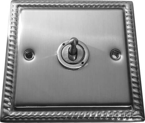 Перекрёстный тумблерныый выключатель Balfour Grand D3000BC