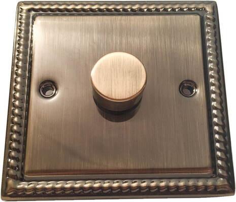Одноклавишный светорегулятор проходной Balfour Grand D3505-12AB
