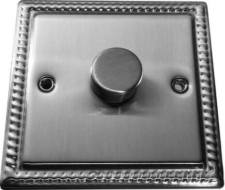 Одноклавишный светорегулятор проходной Balfour Grand D3505-12BC