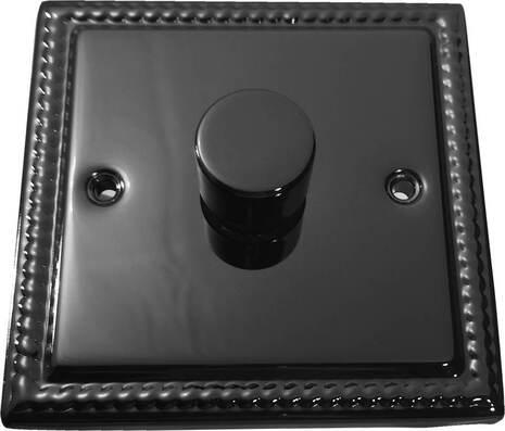 Одноклавишный светорегулятор проходной Balfour Grand D3505-12BN