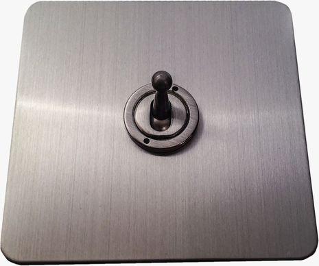 Выключатель 1-кл (проходной) тумблерный Balfour Excellent E1000BC
