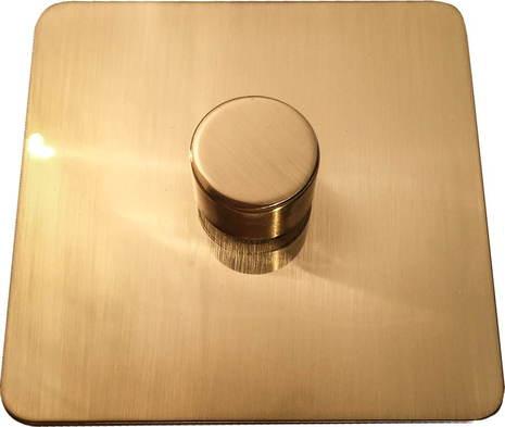 Одноклавишный светорегулятор проходной Balfour Excellent E3505-12BB
