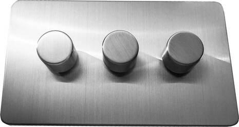 Трёхклавишный светорегулятор проходной Balfour Excellent E3505-32BC