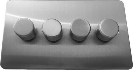 Четырёхклавишный светорегулятор проходной Balfour Excellent E3505-42BC
