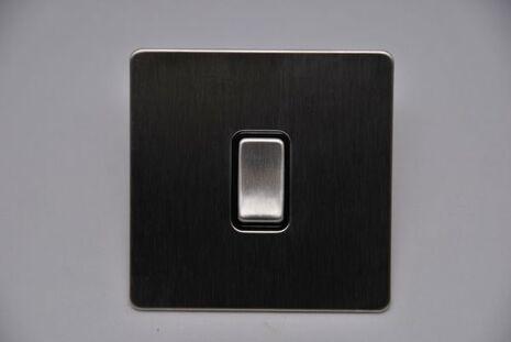 Выключатель 1-кл (проходной) TJ Electric G251-2-86-SS