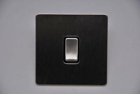 Выключатель 1-кл (проходной) возвратный TJ Electric G2561-2-86-SS