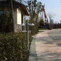 Уличный светильник Lutec CONE W21876N3-950