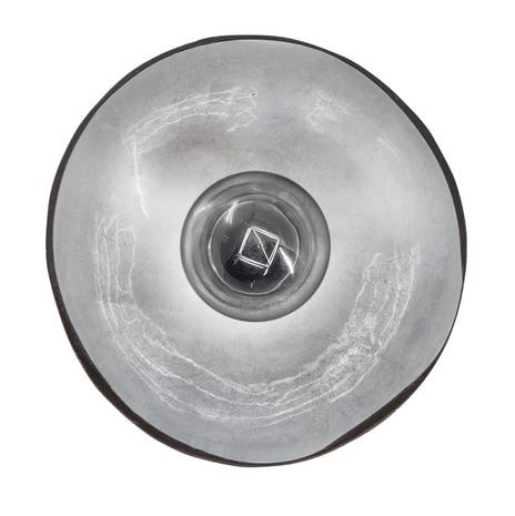 081-047 Выключатель Мотиф проходной двухклавишный, керамический. 240V, 10A.