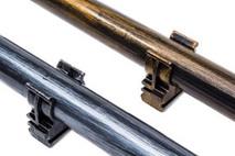 Крепеж-клипса для трубы 16мм (пластм.) Bironi BTK1-16-25 (Бронза)