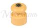 Изолятор пластиковый D20x22 витого кабеля, цвет - песочное золото МЕЗОНИНЪ GE70017-320