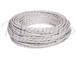 Провод витой ПВХ 3х2,5мм цвет- белый, МЕЗОНИНЪ (10м) GE70114-010
