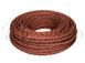 Провод витой ПВХ 3х2,5мм цвет- коричневый, МЕЗОНИНЪ (50м) GE70152-040