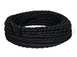 Провод витой ПВХ 2х0,75мм цвет- черный, МЕЗОНИНЪ (10м) GE70110-050
