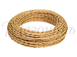Провод витой ПВХ 2х2,5мм цвет- песочное золото, МЕЗОНИНЪ (10м) GE70112-320