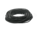 Провод круглый ПВХ 2х0,75, цвет - черный, МЕЗОНИНЪ (25м) GE70160-050