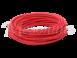 Провод круглый ПВХ 2х0,75, цвет - красный, МЕЗОНИНЪ (25м) GE70160-060