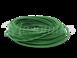 Провод круглый ПВХ 2х0,75, цвет - зеленый шелк, МЕЗОНИНЪ (25м) GE70160-100