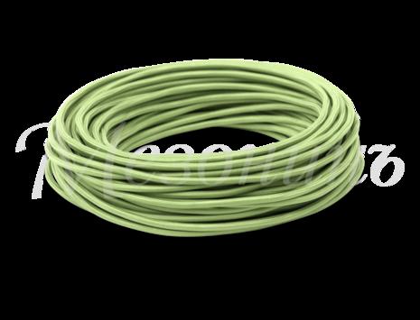Провод круглый ПВХ 3х2,5, цвет - фисташковый шелк, МЕЗОНИНЪ (25м) GE70172-28