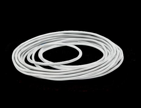 Провод круглый ПВХ 2х1,5, цвет - титан, МЕЗОНИНЪ (25м) GE70161-37