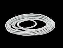 Провод круглый ПВХ 3х1,5, цвет - титан, МЕЗОНИНЪ (25м) GE70171-37