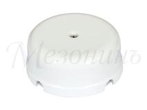 Коробка распределительная фарфоровая D80*33мм, цвет - белый, МезонинЪ GE70235-01