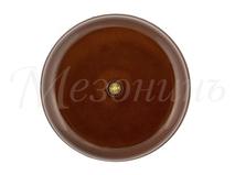 Коробка распределительная фарфоровая D80*33мм, цвет - коричневый, МезонинЪ GE70235-04