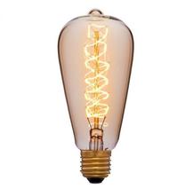 Лампа 64х142 60W 240V E27 Прозрачная 052-269