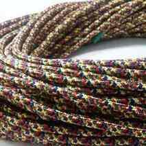 Провод круглый Interior Wire 2х0.75 (Арлекин 5ЦВ.) арт.00313802