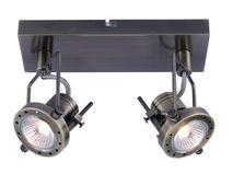 Спот Arte Lamp Costruttore A4300AP-2AB