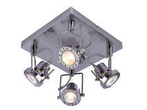 Спот Arte Lamp Costruttore A4300PL-4SS