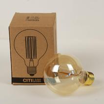 Лампа накаливания Citilux груша прозрачная E27 40W 2700k G8019G40