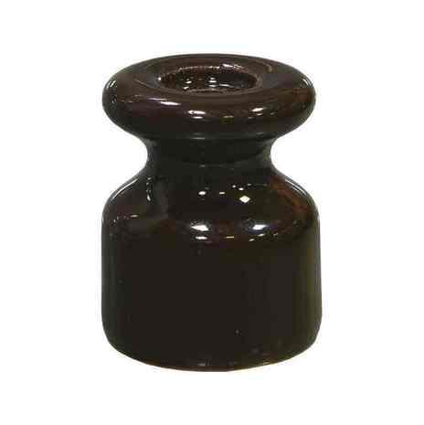 Lindas Изолятор Керамика / коричневый 12012