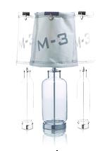 Настольная лампа Markslojd Cargo 104757+104747